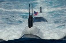 Trung Quốc lắp hệ thống cảm biến theo dõi tàu ngầm Mỹ ở gần Guam