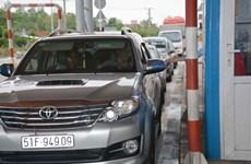 Chống gây mất trật tự công cộng tại các trạm thu phí giao thông BOT