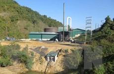 Nước thải nhà máy bột sắn ở Điện Biên vượt chuẩn gấp nhiều lần