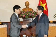 Sự phát triển của Việt Nam rất quan trọng đối với Nhật Bản