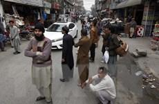 Động đất mạnh ở Afghanistan: Pakistan ghi nhận trường hợp thương vong