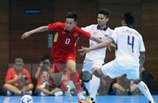 Giải Futsal châu Á 2018: Đội tuyển Việt Nam và mục tiêu tứ kết