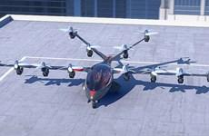 Taxi bay đang từ điều viễn tưởng sắp trở thành hiện thực
