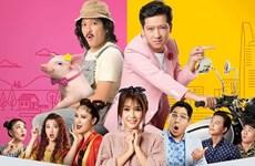 """Trường Giang tái xuất màn ảnh rộng thành """"Siêu Sao"""" và """"Siêu Ngố"""""""