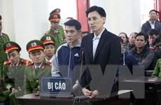 Xét xử hình sự sơ thẩm hai bị cáo Hoàng Đức Bình, Nguyễn Nam Phong