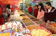 Có 600 gian hàng quy tụ tại Hội chợ Xuân Giảng Võ năm 2018