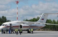 Video hiện trường rơi máy bay chở 71 người ở ngoại ô Moskva