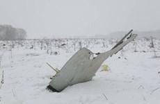 Máy bay bị rơi ở Moskva mới hoạt động thương mại được 8 năm