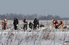 Chủ tịch nước gửi điện thăm hỏi về vụ máy bay Nga gặp nạn