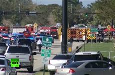 Vụ xả súng ở Florida: Số người chết tăng mạnh lên 17 nạn nhân
