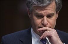 Giám đốc FBI trước áp lực từ chức tăng cao sau vụ xả súng ở Florida