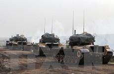 Chính phủ Syria và lực lượng người Kurd đạt thỏa thuận về Afrin