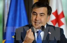 Ukraine cấm cựu Tổng thống Gruzia M. Saakashvili nhập cảnh
