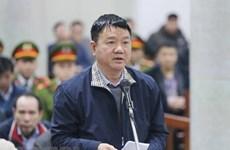 Ông Đinh La Thăng tiếp tục hầu tòa vụ góp vốn vào OceanBank