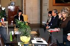 Không ngừng làm mới mối quan hệ hợp tác Italy-Việt Nam