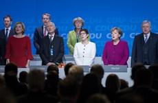 Đảng của Thủ tướng Đức thông qua thỏa thuận lập chính phủ liên minh