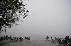 Miền Bắc nhiệt độ tăng nhẹ, mưa phùn, miền Nam nắng nóng cục bộ
