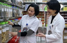 Nữ bác sỹ người dân tộc Thái tâm huyết với y học cổ truyền