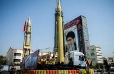 Iran bác bỏ kêu gọi hạn chế phát triển chương trình tên lửa