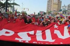 Venezuela: đảng cầm quyền PSUV chuẩn bị cho cuộc bầu cử sắp tới