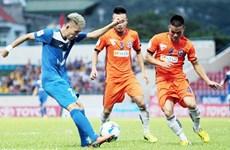 V-League 2018: Than Quảng Ninh chiến thắng nhờ tiền đạo ngoại binh