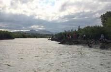 Tìm thấy thi thể 2 trong ba học sinh mất tích khi tắm sông ở Gia Lai