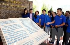 Hành trình về nguồn đáng nhớ của tuổi trẻ Thông tấn xã Việt Nam