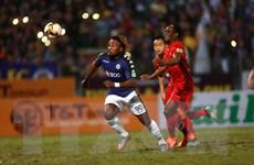 V-League 2018: Hà Nội thắng thuyết phục trước Hải Phòng với tỷ số 1-0
