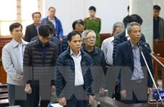 Hà Nội: Tuyên án phiên tòa xét xử vụ vỡ đường ống nước sông Đà