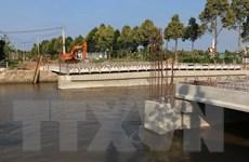 Lãnh đạo tỉnh Hậu Giang chỉ đạo sớm họp dân vụ cây cầu Tân Hiệp