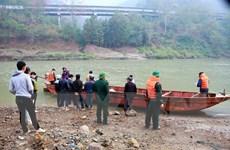 Tìm thấy thêm 3 thi thể công nhân bốc vác bị đuối nước tại Lào Cai