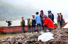 Tìm thấy thi thể công nhân bốc vác cuối cùng bị đuối nước tại Lào Cai