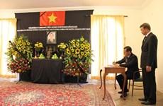 Ấn tượng về nguyên Thủ tướng Phan Văn Khải trong lòng bạn bè quốc tế