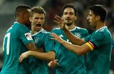 Özil và Müller sẽ không có mặt trong trận Đức gặp Brazil