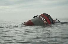 Chìm tàu cá trên biển Bạc Liêu: Đã tìm thấy thi thể một thuyền viên