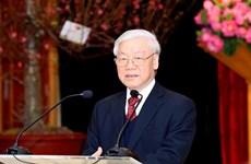 Tổng Bí thư Nguyễn Phú Trọng: Triển vọng tốt đẹp của quan hệ Việt-Pháp