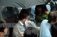 Bộ Công an khám xét Eximbank Chi nhánh TP.HCM, bắt giữ hai người