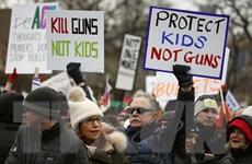 Phong trào kiểm soát súng đạn ở Mỹ gia tăng áp lực với giới lập pháp