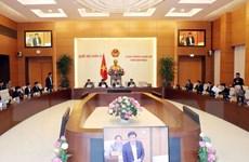 Phân công chuẩn bị Phiên họp thứ 23 của Ủy ban Thường vụ Quốc hội