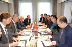 Chủ tịch Quốc hội tiếp lãnh đạo Phòng Thương mại Hà Lan-Việt Nam