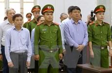 Vụ góp vốn vào OceanBank: Bị cáo Đinh La Thăng bị phạt 18 năm tù