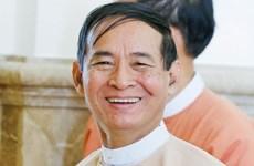 Ông Win Myint tuyên thệ nhậm chức Tổng thống Myanmar