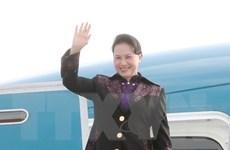 Chủ tịch Quốc hội kết thúc chuyến tham dự IPU-138 và thăm Hà Lan