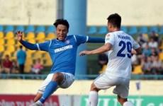 Than Quảng Ninh thắng áp đảo 3-0 đương kim vô địch Quảng Nam