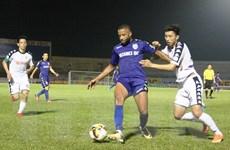 V-League 2018: Hà Nội FC cầm hòa 1-1 chủ nhà Becamex Bình Dương
