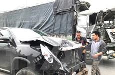 84,7% số vụ tai nạn giao thông là do nam giới gây ra
