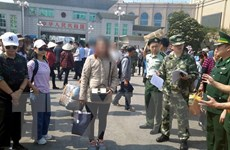 Quảng Ninh: Tiếp nhận một phụ nữ bị lừa bán sang Trung Quốc