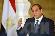 Tổng thống Ai Cập el-Sisi với sứ mệnh duy trì sự ổn định