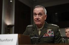 Tướng lĩnh Mỹ, Qatar trao đổi về môi trường an ninh tại Trung Đông