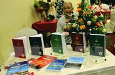 Ra mắt Tập 5 Đại từ điển giáo khoa Séc-Việt tại Cộng hòa Séc
